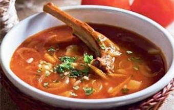 грузинский суп харчо - рецепт