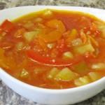 салат из кабачков и помидор на зиму