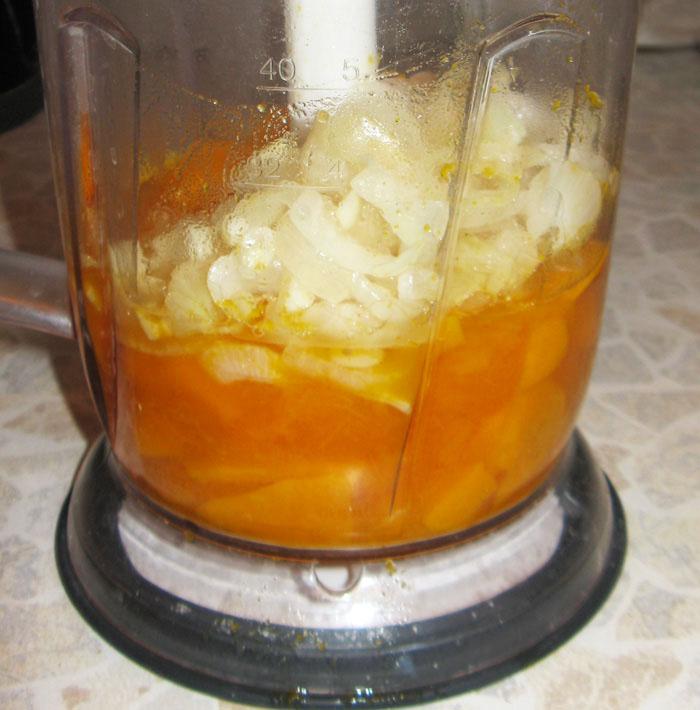 Рецепты из тыквы в блендере