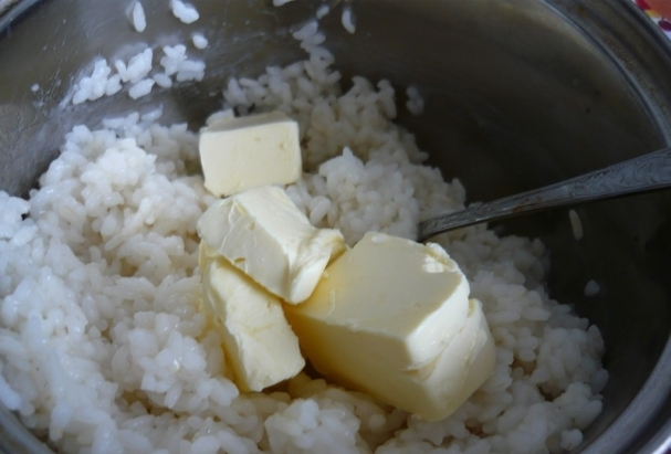 Тыквенная запеканка с рисом